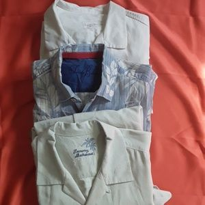 Tommy Bahama Shirts / 3 for one price